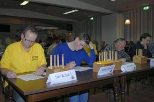 Spelregelteam COVS Den Bosch e.o. in actie