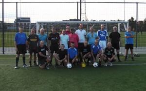 Training COVS Den Bosch e.o.