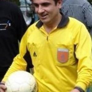 Bossche scheidsrechter Turan Akturan