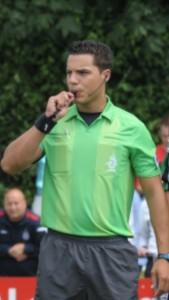 Scheidsrechter Lorenzo Cairo