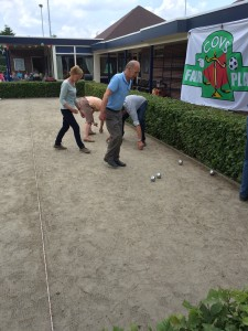 Gezellig jeu de boules toernooi 2