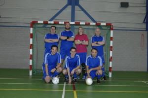 zaalvoetbaltoernooi Zuid I Team Den Bosch 2016
